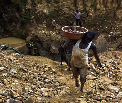 EXTENDING FAIRTRADE GOLD TO AFRICA PROJECT